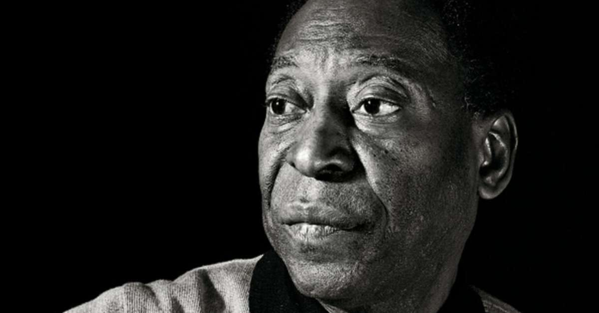 Pele regrets the death of Prince Philip