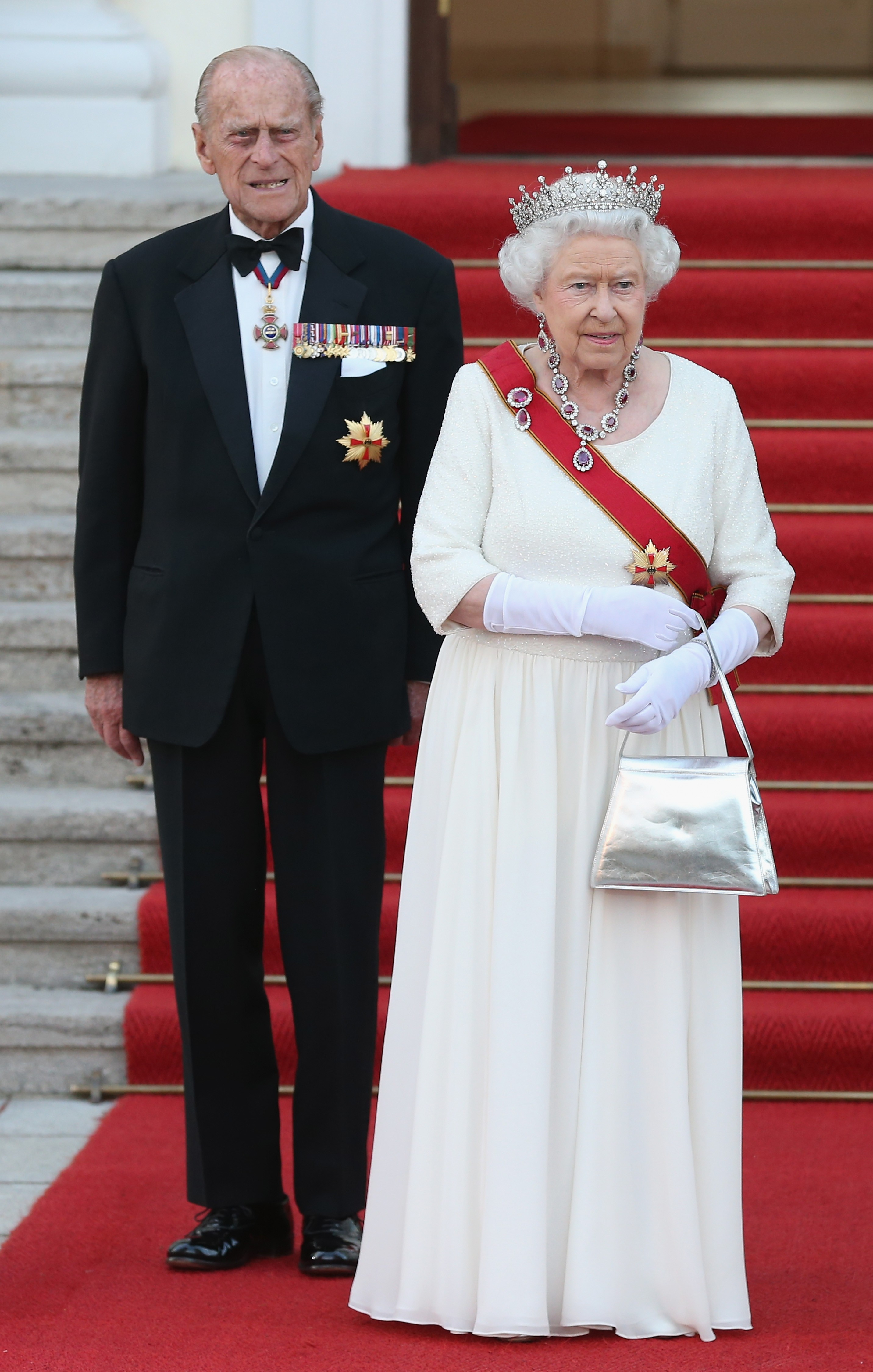 Prince Philip and Queen Elizabeth (Photo: Getty Images)