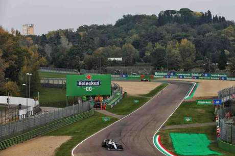 Imola is back in Formula 1 after 14 years.  And it will continue in 2021