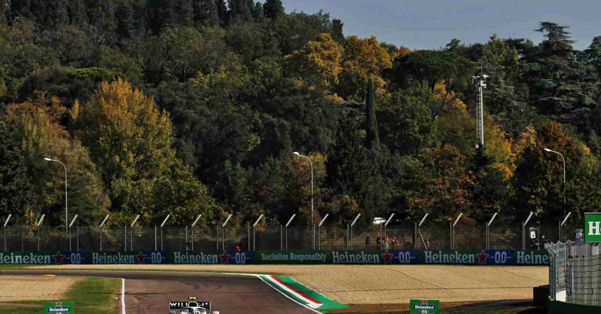 Formula 1 Emilia-Romagna GP schedule changes for Prince Philip's funeral