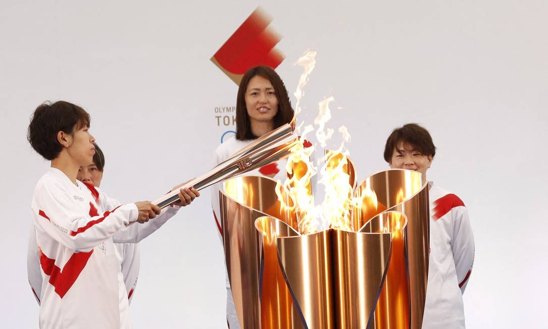"""Games got a title """"Recovery Olympics"""" Photo: KIM KYUNG-HOON / AFP"""