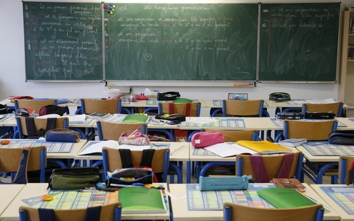 The UK may stop the mandatory use of masks in classrooms from May;  Understand the change - Revista Cresser