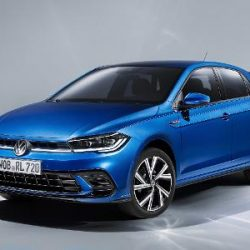 Photos of Volkswagen Polo 2022 leaked;  See how it was
