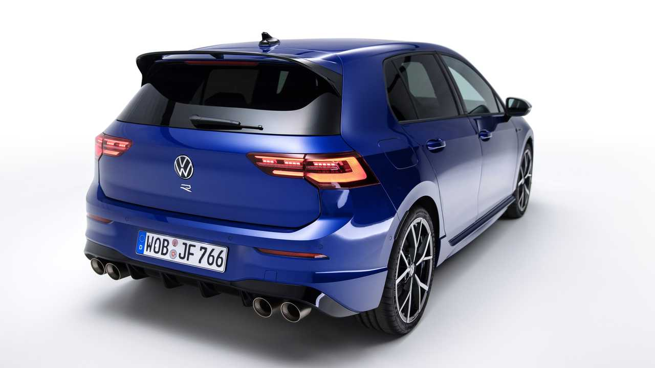 Volkswagen Golf R2022