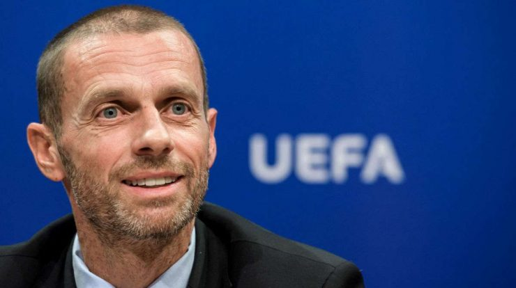 Ceferin reveals betrayal of Juventus president and says Superliga is 'dead'