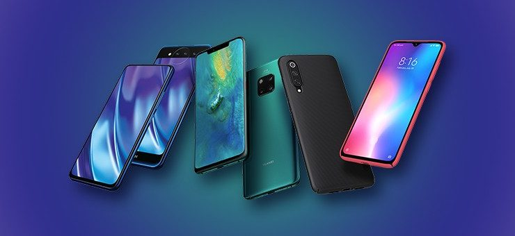 The world's best phone for import |  April 2021