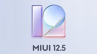 MIUI 12.5.0 update