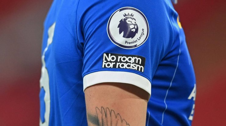 Against racism, English football decides to boycott social networks for 4 days