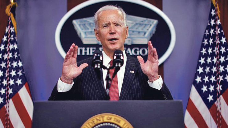 Biden makes his first trip as president to Europe, Brussels and the UK on the map - Jornal Económico