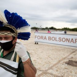 Bolsonaro enters through the back door at the Climate Summit as civil society digs space for dialogue with Biden |  Present