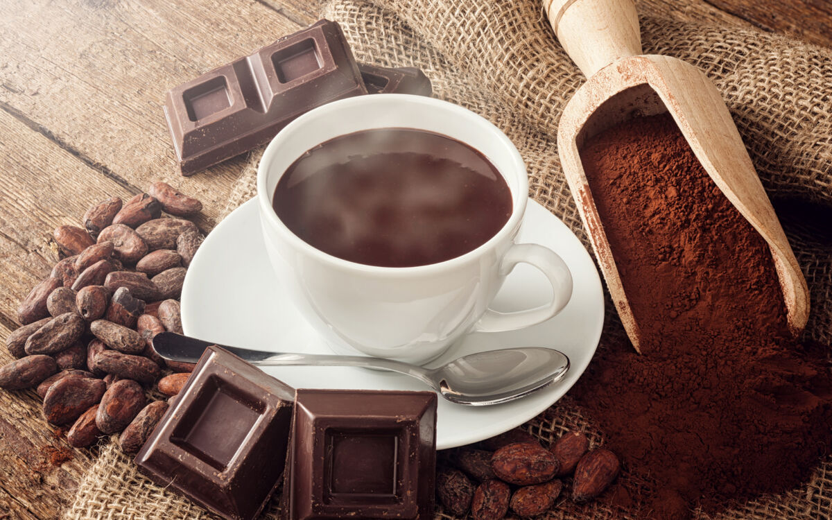 Cocoa is an antistress weapon - O Popular Digital