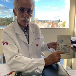 Muji doctor gets a humanitarian visa and brings Brazilian patients from Japan to Brazil due to the epidemic    Mogi das Cruzes and Suzano