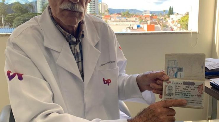 Muji doctor gets a humanitarian visa and brings Brazilian patients from Japan to Brazil due to the epidemic |  Mogi das Cruzes and Suzano