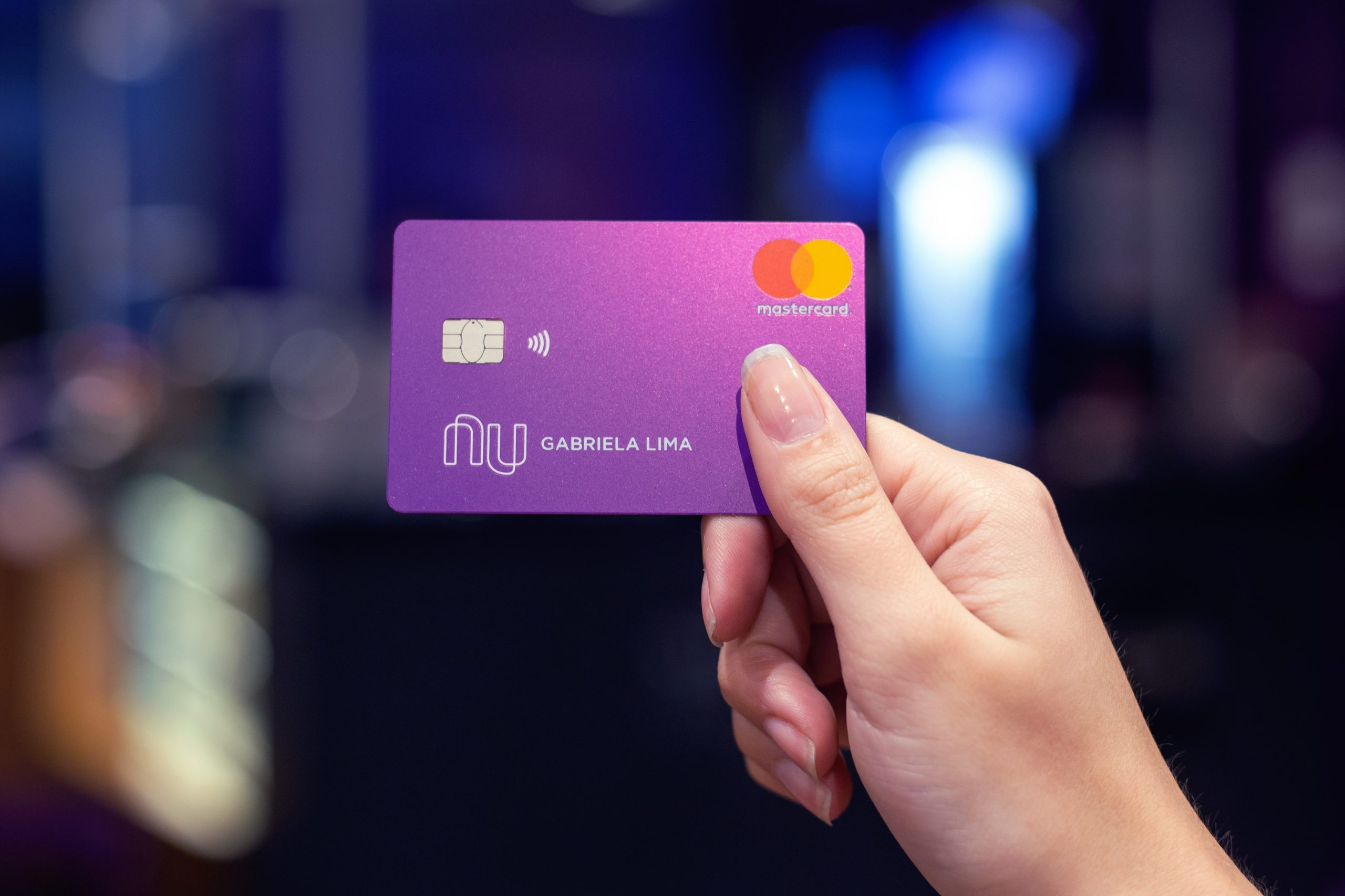 Nubank releases a card for those who still do not have a bank