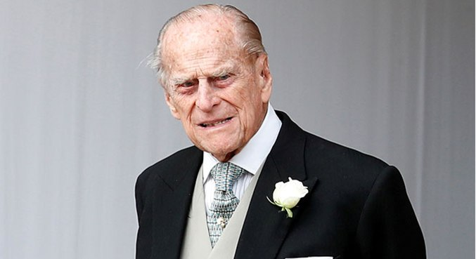 Prince Philip, Queen Elizabeth II's husband, dies at the age of 99