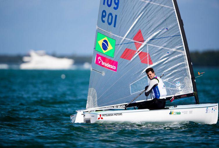 Jorge Zarif, sailor - sailing