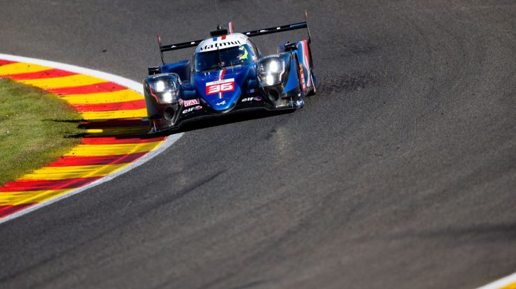 The Brazilians begin the feud over the World Endurance Championship on Saturday