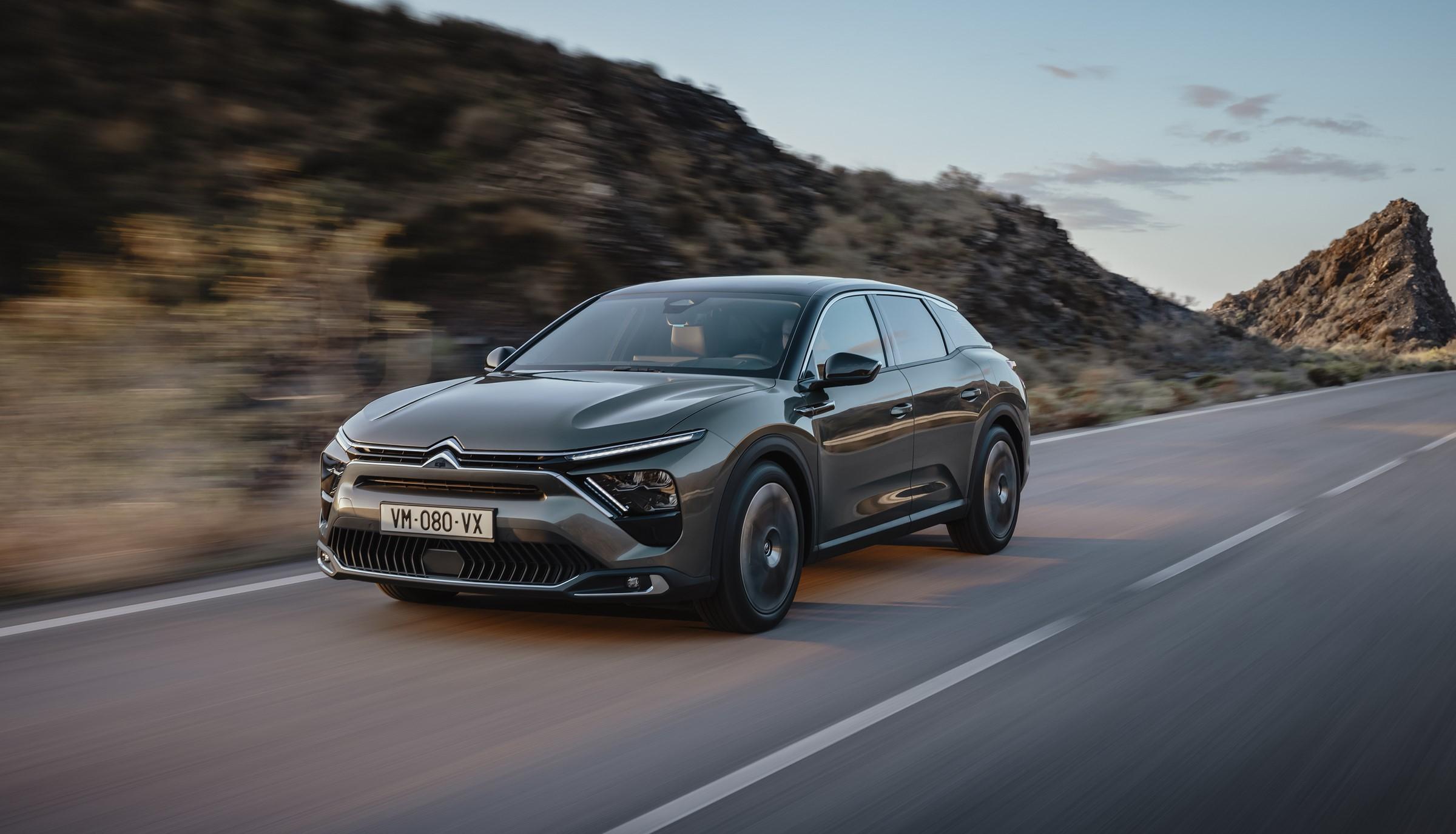 The new Citroën is a mixture of an SUV, wagon and sedan - GARAGEM 360