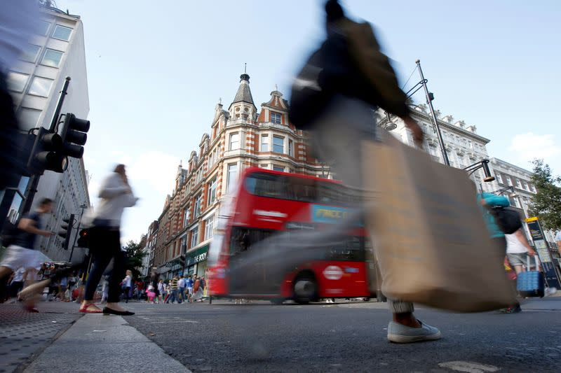 The number of UK consumers increased by 88% as the store reopened after the lockdown