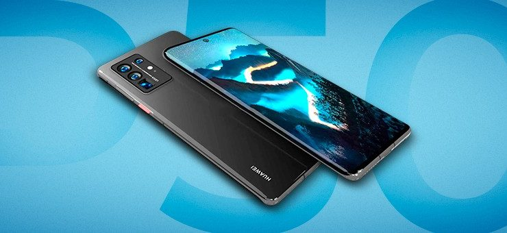 Beautiful?  Huawei P50 is shown in real photos that confirm the design and the glossy rear unit