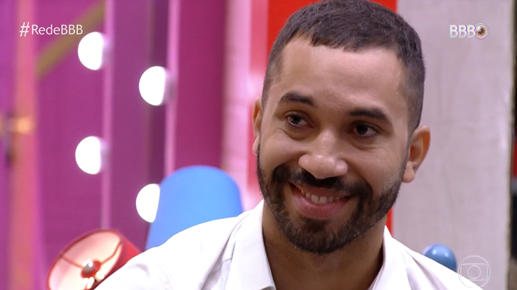 BBB 21: Gilberto influenced by Thiago Leverett's speech on