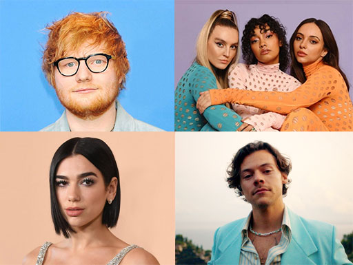 Find out who are the 10 richest young musicians in the UK
