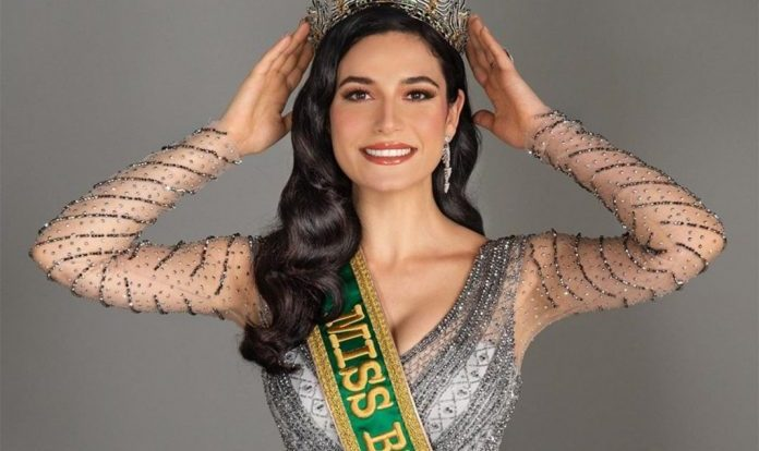 Miss Universe: Julia Gama highlights the honor of being the actress of Brazil