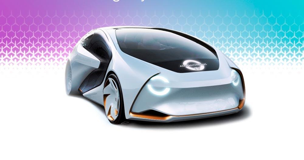 2017 Toyota i-Concept Autonomous Car: The automaker plans to implement new technologies soon