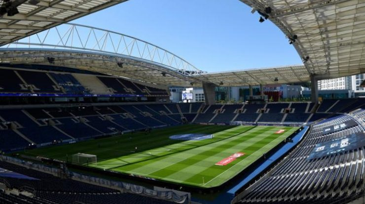 The match will be played at Estádio do Dragão in Porto  Photo: Miguel Riopa / AFP - Photo: Miguel Riopa / AFP