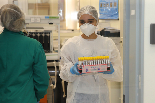 Greater Curitiba has four SUS hospitals equipped with Covid's full ICUs