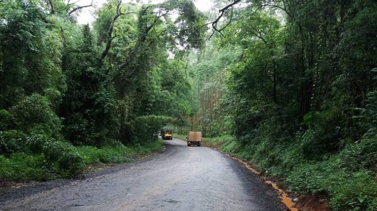 Infrastructure and logistics: The investment of the paving works between Empa and Reserva will amount to R $ 114.2 million