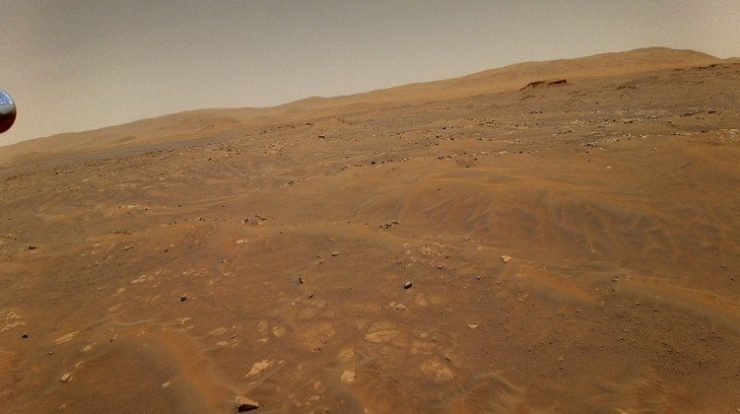 Ingenious helicopter faces troubles on sixth flight on Mars - News