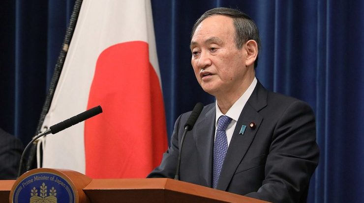 Japan: Pandemic, declining GDP, Olympics strikes PM's approval
