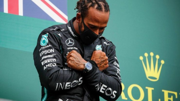 Mercedes launched a partnership focused on expanding the ethnic diversity in Formula 1