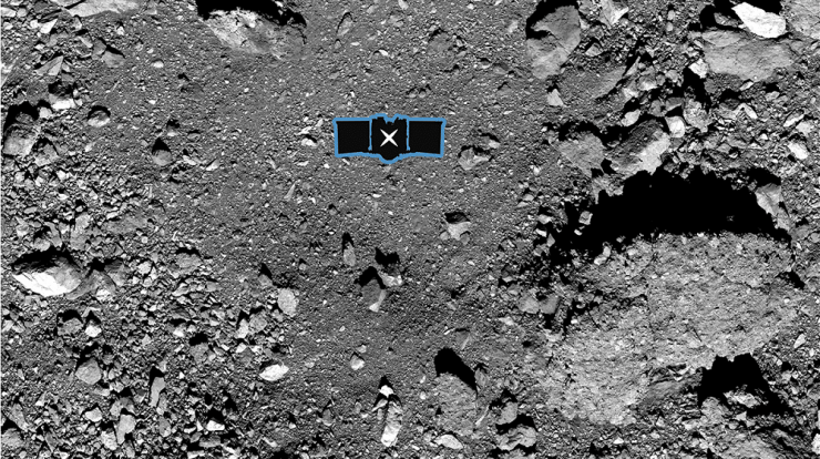 Osiris Rex leaves the asteroid Bennu and begins to return to Earth