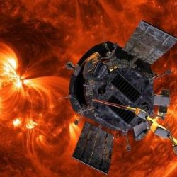 Parker Solar Probe Reaching 532,000 Km / Hour and 'Scraping' in the Sun - 05/05/2021