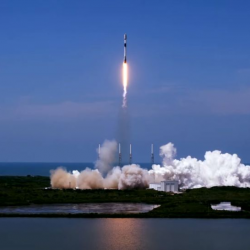 SpaceX launches 60 more Starlink satellites;  The constellation has already exceeded 1,700 units