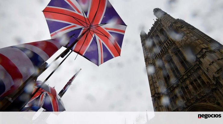 The British economy contracted by 1.5% in the first quarter - Europe