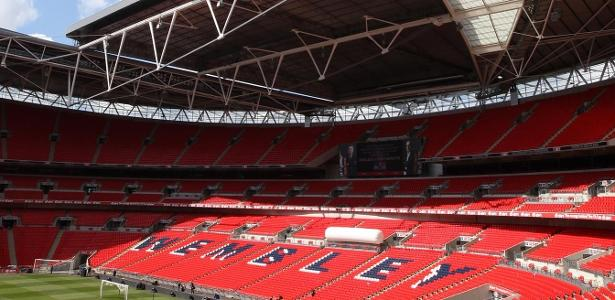 The UK stadiums can host up to 10,000 people in May
