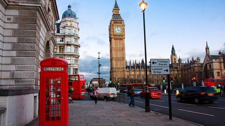 "The UK wants to ""fully digitalise"" border control - Journal Economy"