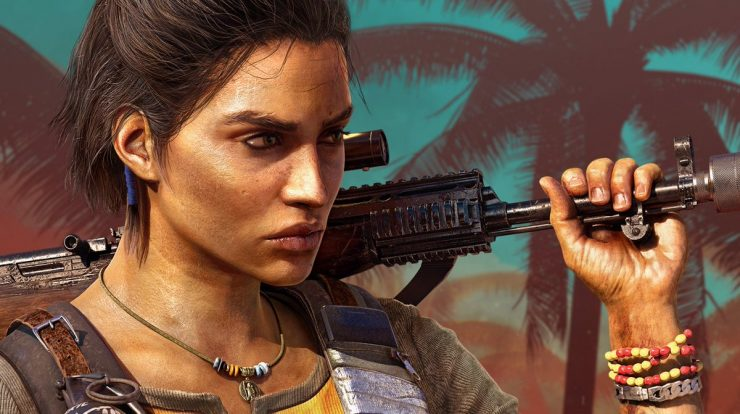 """Ubisoft guarantees that Far Cry 6 will run well on PS4;  The game will not be """"political"""""""