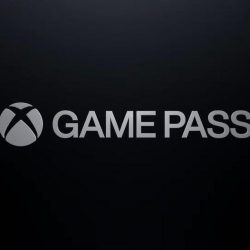 Xbox Game Pass has an advertisement on the mobile shipping receipt