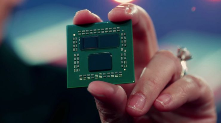 AMD unveils new 3D cache technology that delivers 15% more gaming performance