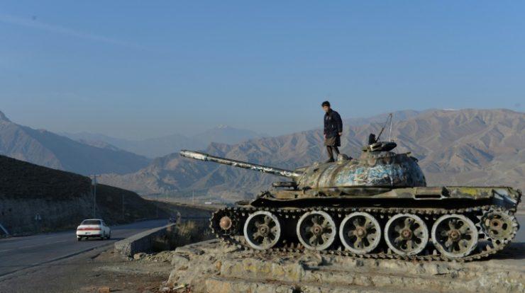 Reino Unido acelera realocação de pessoal no Afeganistão