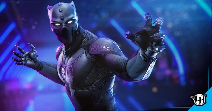 A new image of Black Panther has been released in the game