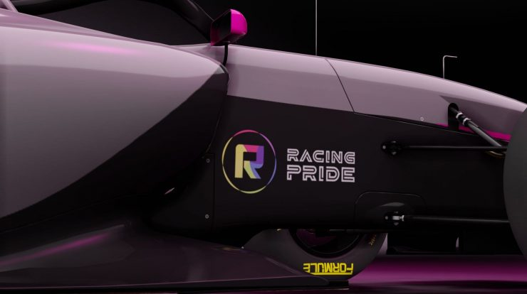 Learn more about Racing Pride, the Aston Martin LGBTQ+ partnership in F1