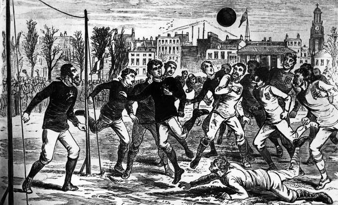 England v Scotland: the story of the father of all the classics