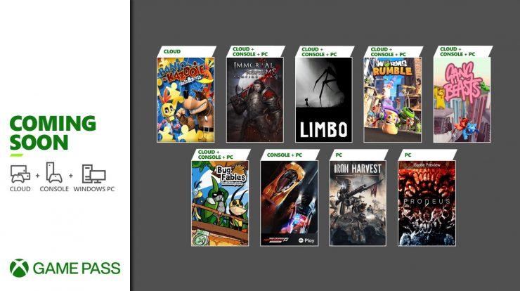 Imagem de: Need for Speed, Limbo e mais chegam ao Game Pass; veja o que sai