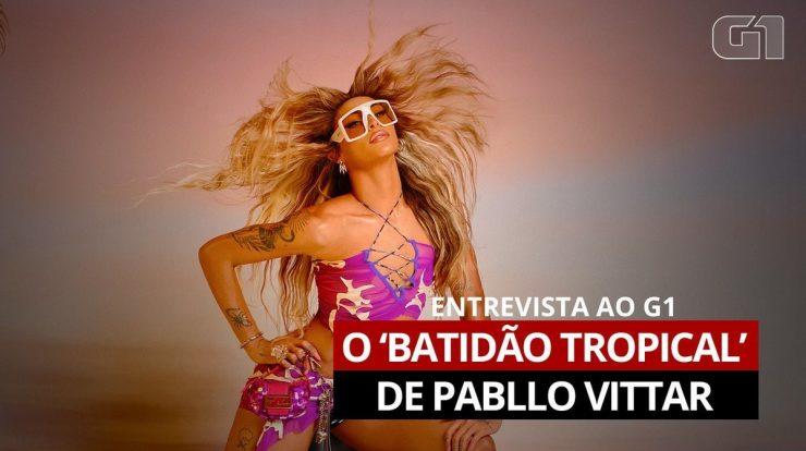 "Pabllo Vittar glorifies tecnobrega and forró in ""Batação Tropical"": ""It's my life there in music"" |  Song"