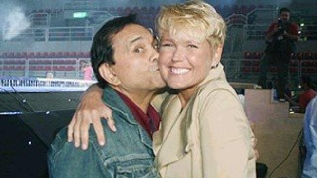 Didi Santana reveals that Xuxa didn't like to kiss him in a movie: 'I found him hollow'